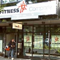 tanzkurslocation fitness company stuttgart